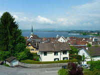 May'10 - Kim in Zug